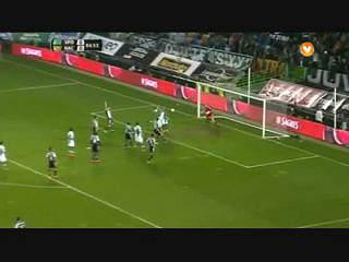 Sporting, Caso, William Carvalho, 84m