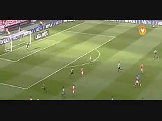 Benfica, Jogada, Pizzi, 52m