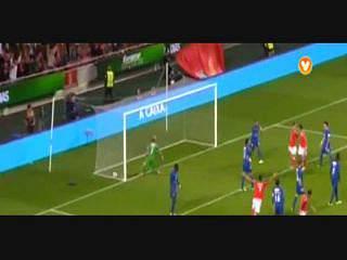 Benfica, Golo, Lima, 63m, 1-0