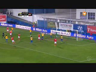 Benfica, Jogada, Jonas,  41m