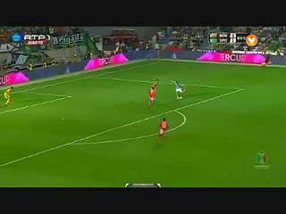 Sporting, Jogada, Slimani, 84m