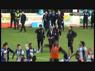 FC Porto fez a festa na Mata Real