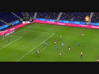 Marítimo, Jogada, Edgar Costa, 76m