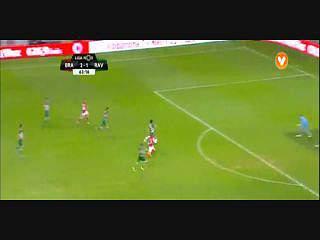 Sp. Braga, Golo, Pedro Santos, 64m, 3-1