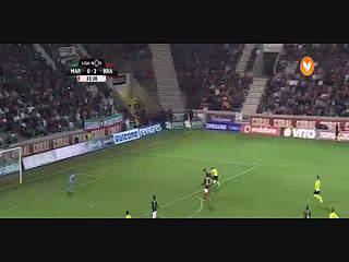 Sp. Braga, Golo, Pedro Santos, 34m, 0-3