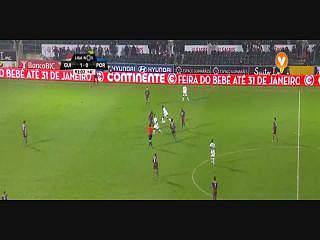 FC Porto, Expulsão, Aboubakar, 93m