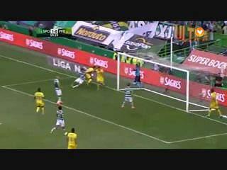 Sporting, Jogada, B. Ruiz, 60m