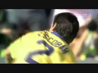 Erros célebres em Mundiais de futebol - Andres Escobar