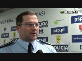 PSP espera clássico tranquilo por respeito a Eusébio