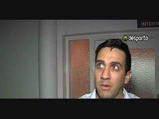 Bruno Morgado reage a morte de Coluna