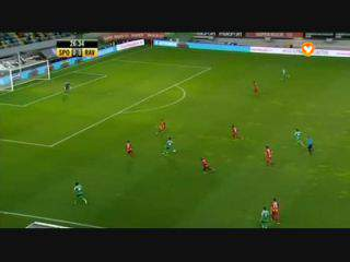 Sporting, Jogada, Montero, 26m