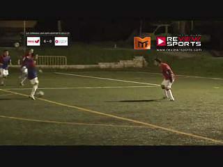 Lance individual de Pedro Duarte quase resulta no terceiro golo do VORTAL