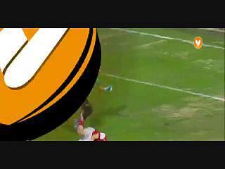 Sp. Braga, Golo, Filipe Augusto (g.p.), 93m, 0-1