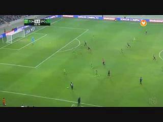 Sporting, Jogada, Carrillo, 62m