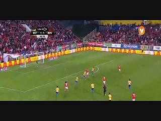 Benfica, Golo, Pizzi, 67m, 1-2