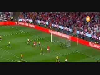 Benfica, Jogada, Derley, 56m
