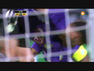 Sporting, Golo, Ney Santos (p.b.), 13m, 1-0