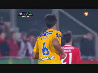 Liga (18ª J): Resumo Estoril 1-2 Benfica