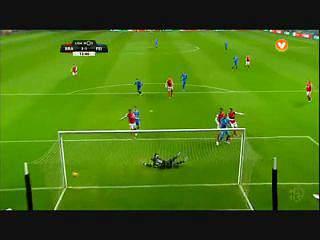 Liga (11ªJ): Resumo Sp. Braga 6-2 Feirense