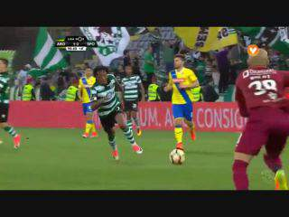 Sporting, Caso, Gelson Martins, 90m