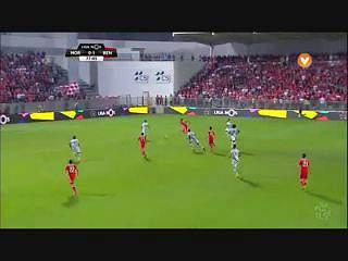 Benfica, Jogada, Mitroglou, 77m
