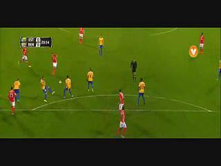 Taça de Portugal (Meias-finais - 1ª mão) : Resumo Estoril 1-2 Benfica