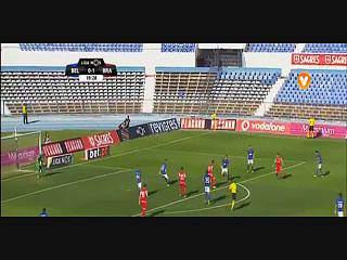 Sp. Braga, Golo, Rui Fonte, 19m, 0-2