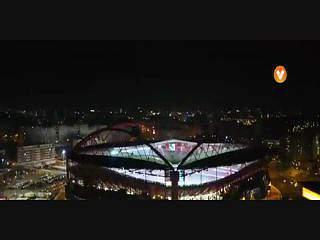 Liga (25ªJ): Resumo Benfica 4-0 Belenenses