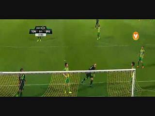 Liga (25ªJ): Resumo Tondela 1-4 Sporting