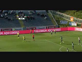 Arouca, Golo, Mateus, 9m, 1-0