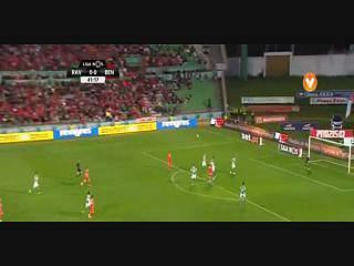 Benfica, Jogada, Ederson, 42m