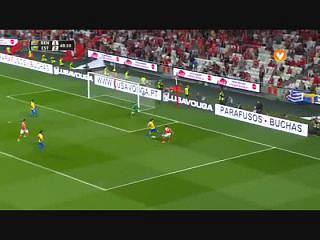 Benfica, Jogada, Zivkovic, 49m