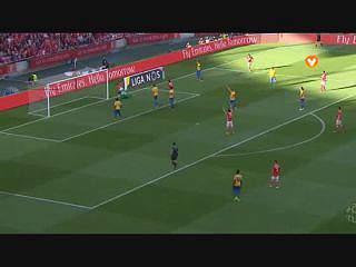 Benfica, Jogada, F. Cervi, 37m