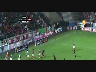 Benfica, Jogada, Luisão, 57m