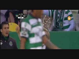 Sporting, Caso, Bas Dost, 25m