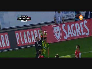 Liga (34ªJ): Resumo Tondela 2-0 Sp. Braga