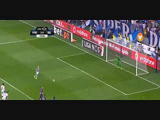 FC Porto, Golo , Brahimi, 74m, 3-0