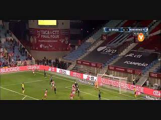 Sp. Braga, Jogada, Rui Fonte, 95m
