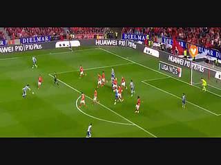 FC Porto, Jogada, Óliver Torres, 19m