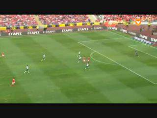 Resultado ao Intervalo – Benfica 1-0 Marítimo