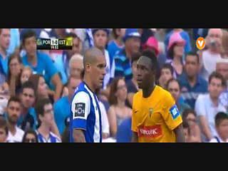 Estoril, Jogada, Dieguinho, 20m