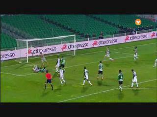 Sporting, Jogada, William Carvalho, 79m