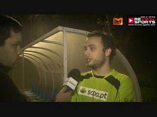 ROFF VS SAPO - FLASH INTERVIEW RUI CATALÃO
