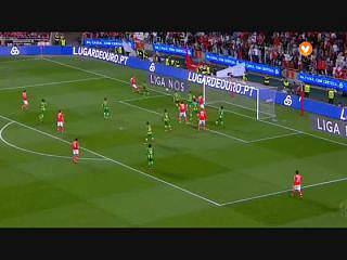 Benfica, Jogada, Mitroglou, 66m