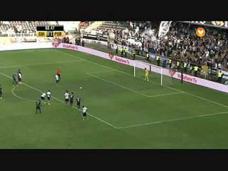 V. Guimarães, Golo, Bernard Mensah, 69m, 1-1