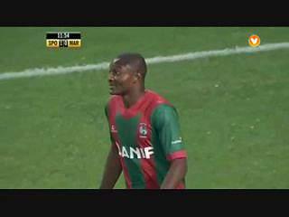 Liga (8ª J): Resumo Sporting 4-2 Maritimo