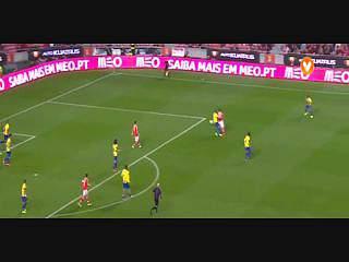 Benfica, Jogada, Mitroglou, 22m