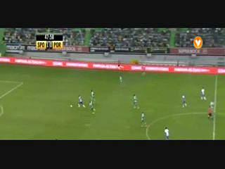 FC Porto, Jogada, Jackson Martínez, 49m