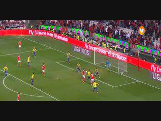 Benfica, Jogada, Mitroglou, 76m