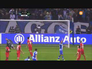 Resultado ao Intervalo – FC Porto 1-1 Rio Ave